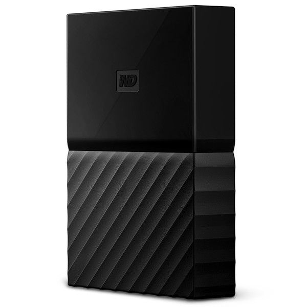 Mac用ポータブルストレージ 「My Passport for Mac」(2016年発売モデル) 4TB WDBP6A0040BBK-WESN  (直送品)