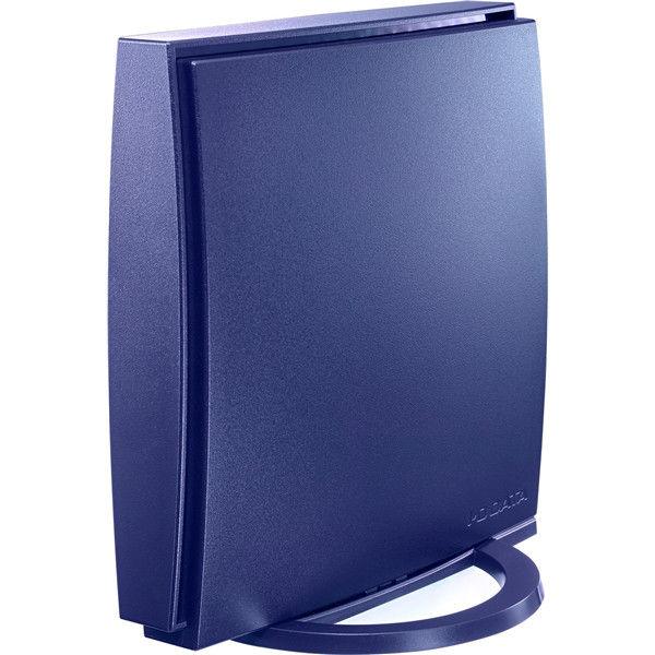 アイ・オー・データ機器 11n対応 300Mbps(規格値) 無線LAN(WiーFi)ルーター ミレニアム群青 WN-GX300GR 1台  (直送品)