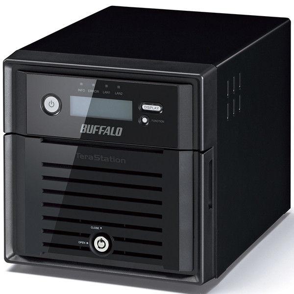 Windows Storage Server 2016 Workgroup Edition搭載 2ベイ NAS 4TB WS5200DN04W6  (直送品)