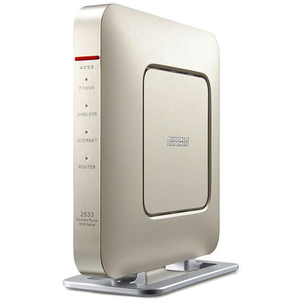 バッファロー BUFFALO 無線LAN親機 11ac/n/a/g/b 1733+800Mbps WSR-2533DHP-CG