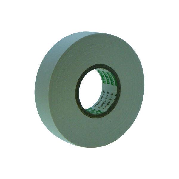 オカモト ビニールテープ 19mm×20m 白 470 200巻 (直送品)