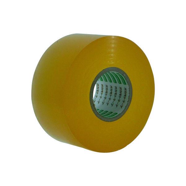 オカモト ビニールテープ 38mm×20m 透明 470 100巻 (直送品)