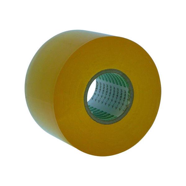 オカモト ビニールテープ 50mm×20m 透明 470 80巻 (直送品)