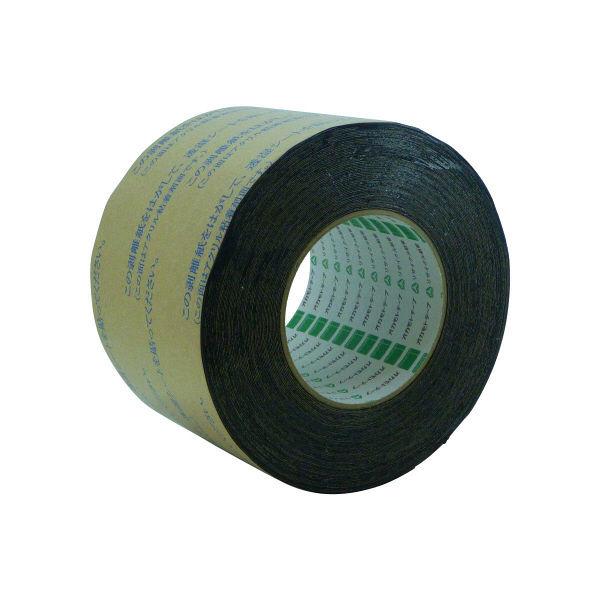 オカモト AB防水テープ(両面) 100mm×20m AB-01 8巻 (直送品)