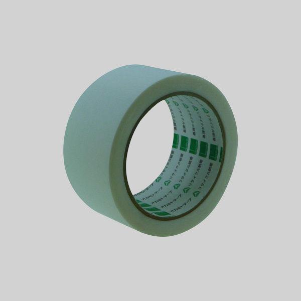 オカモト アクリル気密防水テープ(片面) 50mm×20m 白 AS-03 30巻 (直送品)