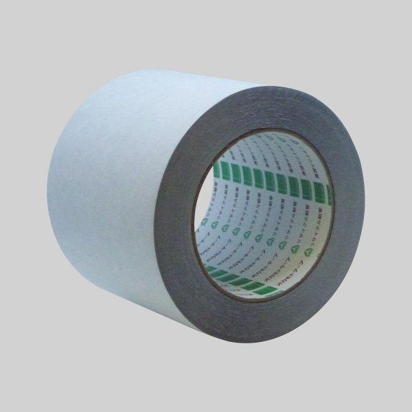 オカモト アクリル気密防水テープ(両面) 75mm×20m AW-02 24巻 (直送品)