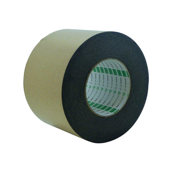 オカモト 防水ブチルテープ(両面) 100mm×20m BW-01 8巻 (直送品)