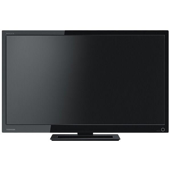 東芝 【REGZA】地上・BS・110度CSデジタルハイビジョン液晶テレビ 24V型 24S12 1台  (直送品)
