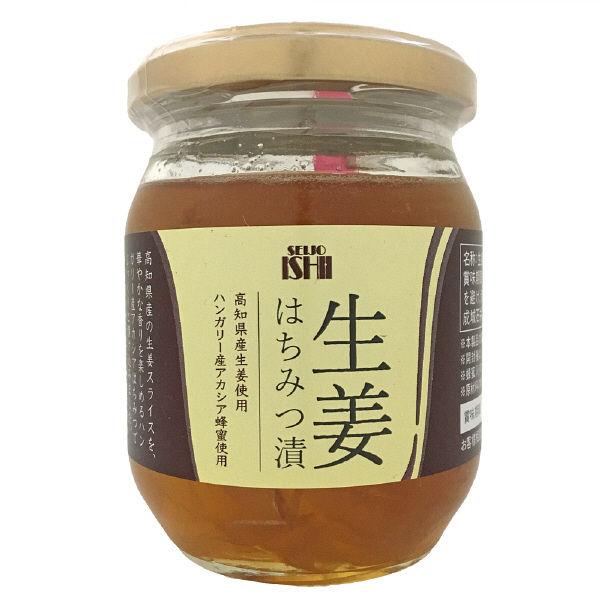 高知県産生姜使用 生姜はちみつ漬 1個