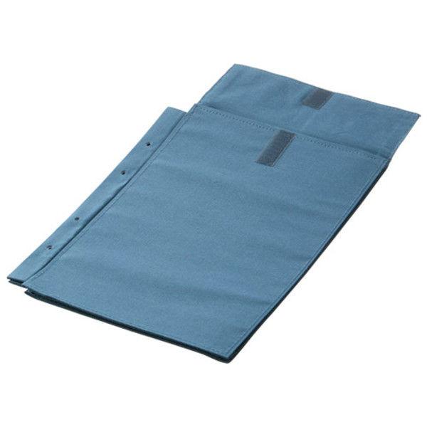 マービー 布図面袋A4収納4穴ハトメ無 マチ5cm 014-0169 2枚 (直送品)