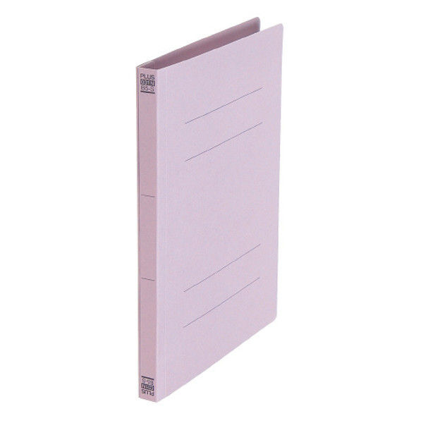 プラス フラットファイル No.021N A4S 紫 100冊 021N VL(100) (直送品)