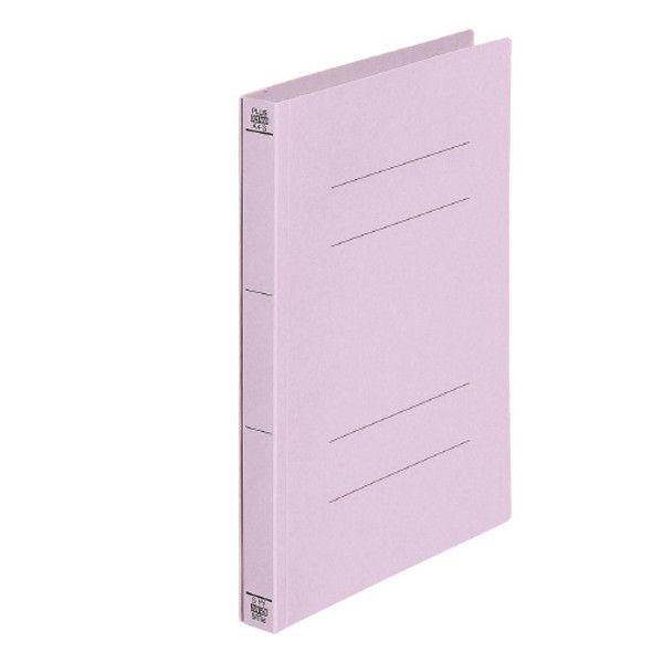 プラス フラットファイル 021NW A4S VL 10冊 021NW VL-10 (直送品)