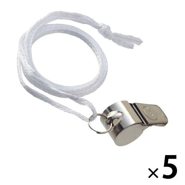 デビカ 呼子笛 103102 5個 (直送品)