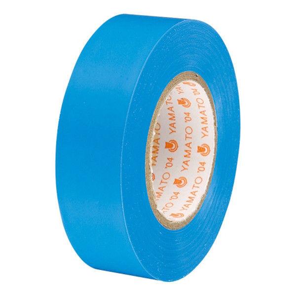 ヤマト ビニールテープ 19mm*10m 空 10巻 NO200-19-23-10P (直送品)