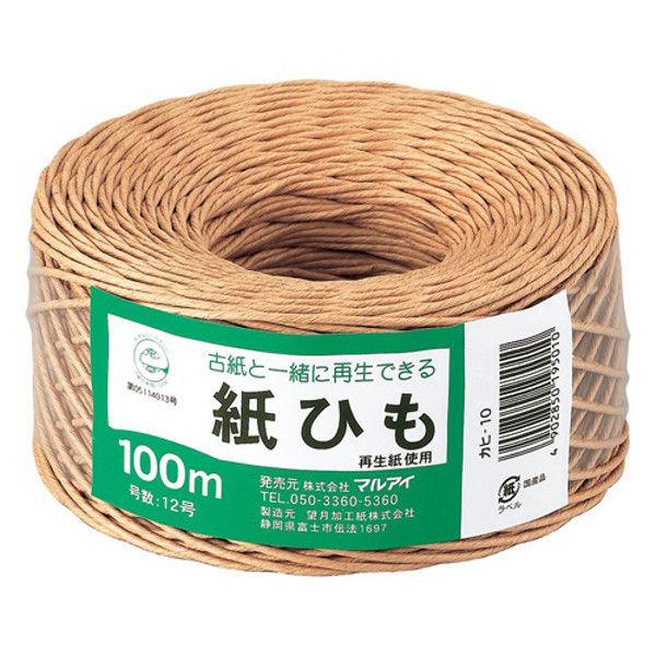 マルアイ 紙ひも NO.1012号 12巻 カヒ-10(12) (直送品)