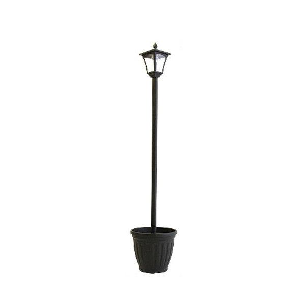 植木鉢付きソーラー街灯 1灯