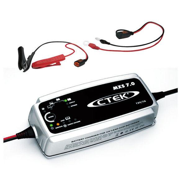 CTEK バッテリーチャージャー&メンテナー MXS70 (直送品)