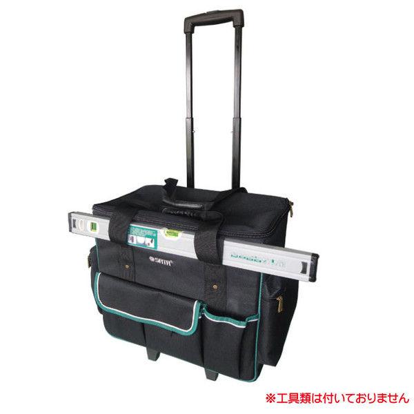 """19""""トロリーツールボックス RS-95188 SATA Tools (直送品)"""