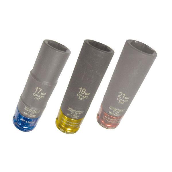 トルクリミテッドソケット 3本セット TLS150 (直送品)