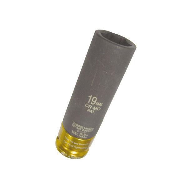 トルクリミテッドソケット 19mm TLS19 (直送品)