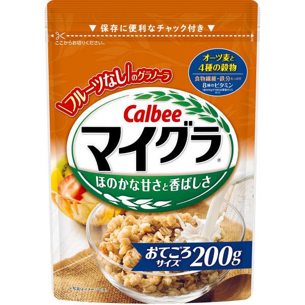 カルビー マイグラ 200g 1袋