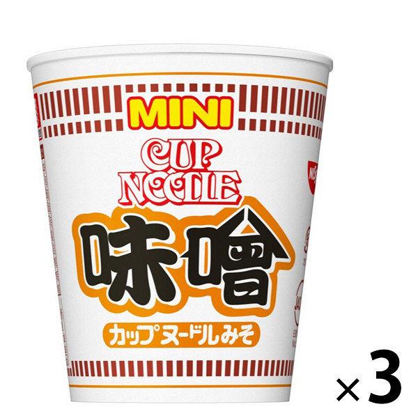 日清カップヌードル 味噌ミニ 3個