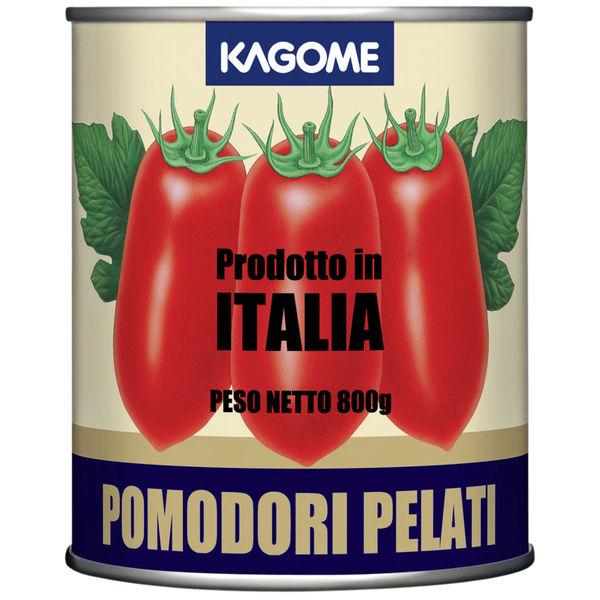 カゴメ ホールトマト(イタリア)1個