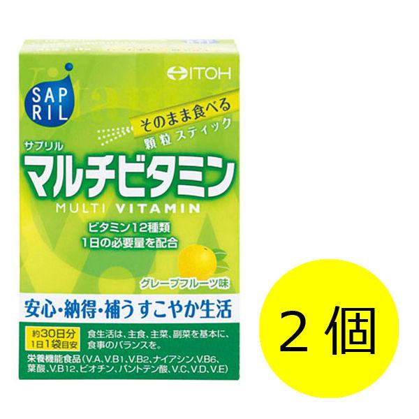 サプリル マルチビタミン 30日分×2箱