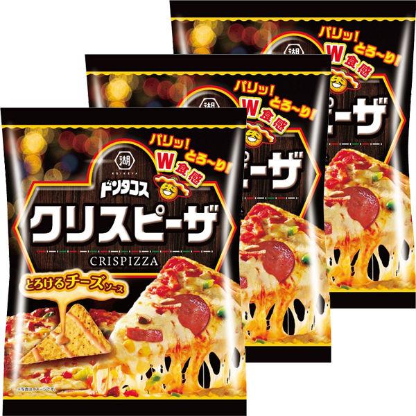 ドンタコス クリスピーザ 3袋
