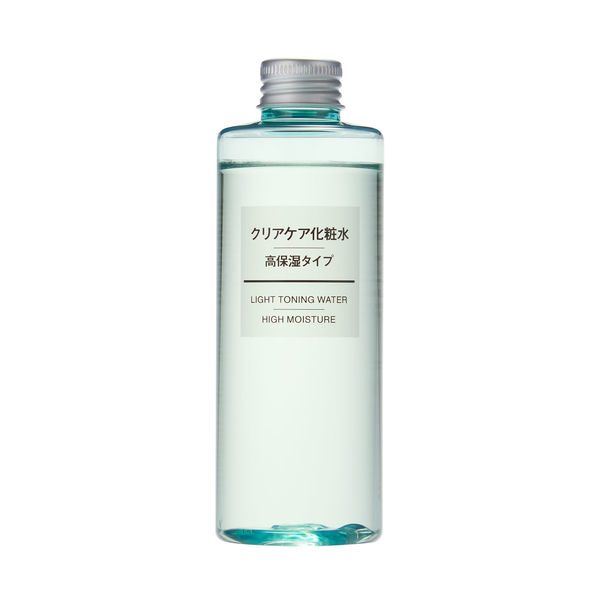 無印良品 クリアケア化粧水・高保湿タイプ 200ml 02124243 良品計画