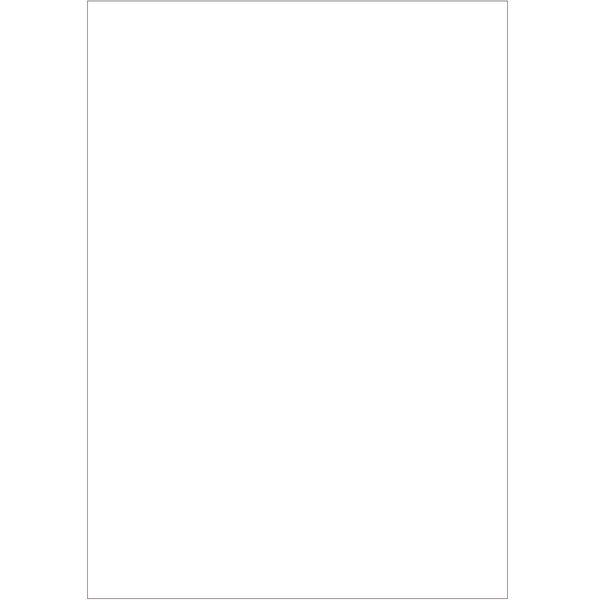 ササガワ タカ印 手作り賞状作成用紙 白 B5判 10-1959 50枚(10枚袋入×5冊袋入) (取寄品)