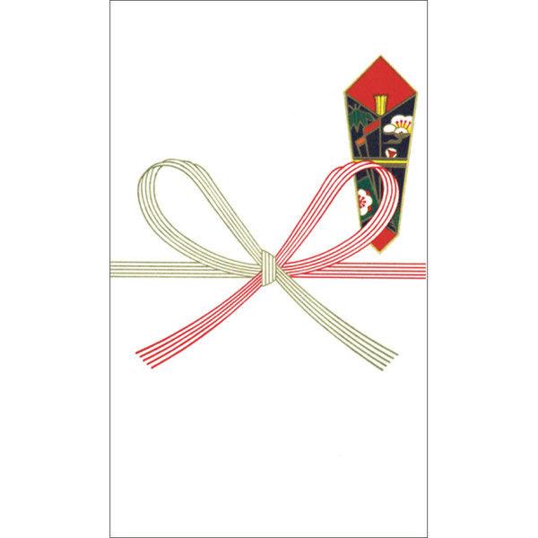 ササガワ タカ印 のし袋 五型 祝 無字 上質紙 5-1307 300枚(10枚袋入×30冊箱入) (取寄品)