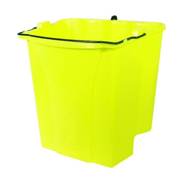 ラバーメイド ウェイブブレイクモッピングシステム 汚水用バケツ RM9C74YL 855-9575(直送品)
