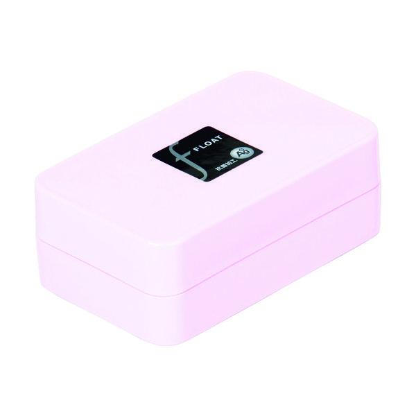 新輝合成(SHINKIGOSEI) TONBO フロート石けん箱 水切り皿付 ピンク 07751 1個 859-0662(直送品)
