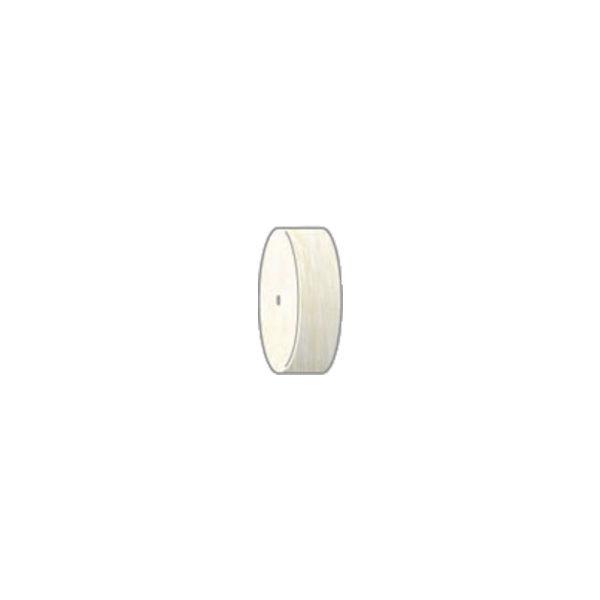 ナカニシ ホイール型フェルトバフ (10本入) 外径17mm 53902 1パック(10本) 831-5028(直送品)