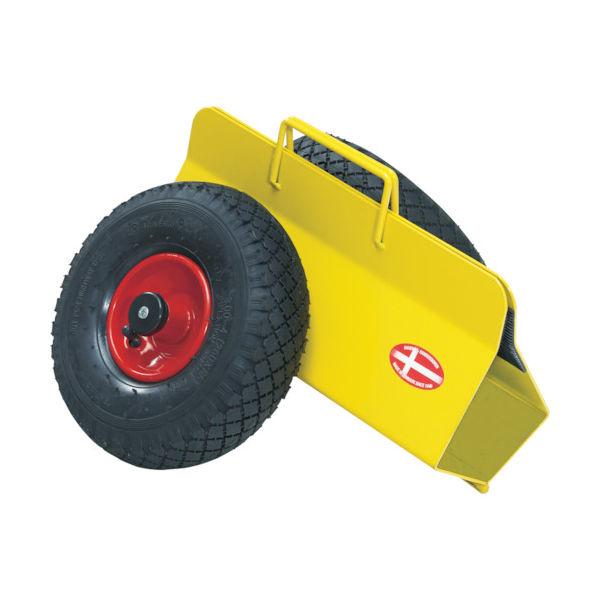 RAVENDO スチール製プレート運搬車 W/AUTO CLAMP 60-160 142657 1台 836-7734(直送品)