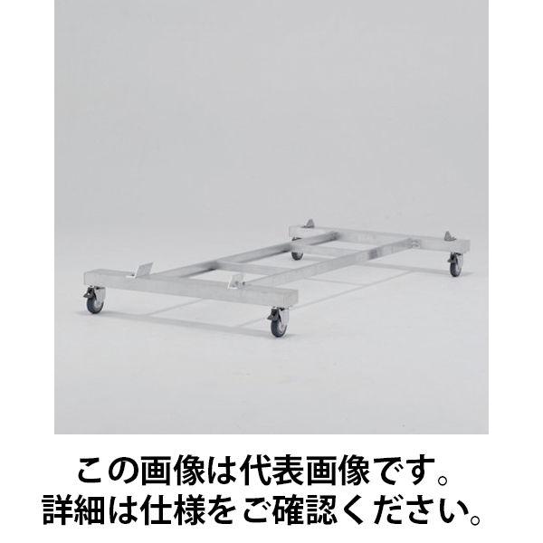 アルインコ(ALINCO) アルインコ 作業台CSD-F用4輪キャスター付きベース CSDB12 1台 835-7760(直送品)