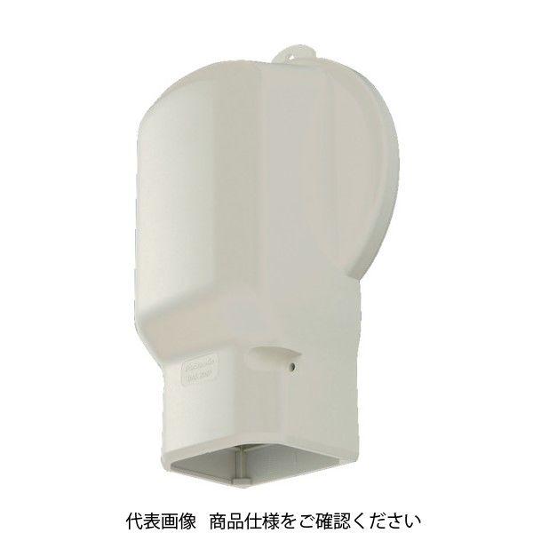 パナソニック(Panasonic) Panasonic 壁面取出しカバーPタイプ ブラウン DAS260PA 1個 828-9394(直送品)