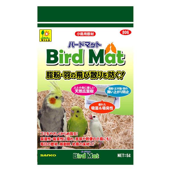 バードマット 鳥 敷材 5L