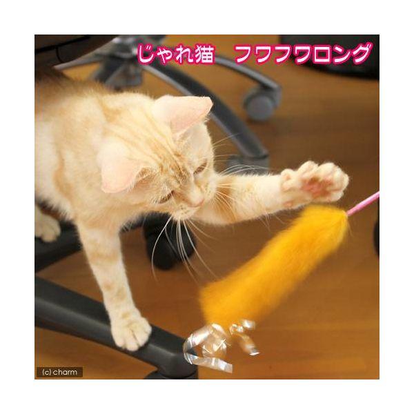 じゃれ猫 フワフワロング(色おまかせ)