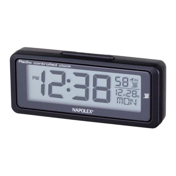ナポレックス 車用電波時計 Fizz-940 (取寄品)