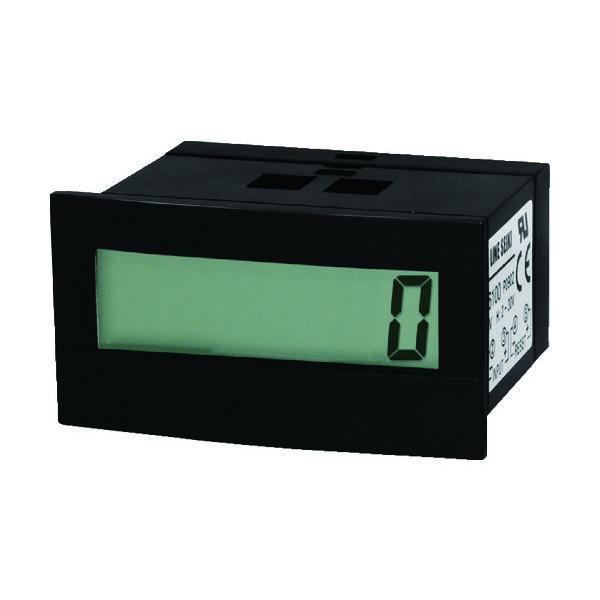 ライン精機 セルフ電源トータルカウンタ フロントリセットナシ GC2-6000 1個 828-9801(直送品)