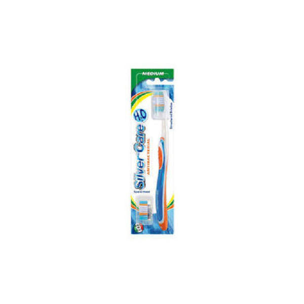シルバー 抗菌歯ブラシ ふつう