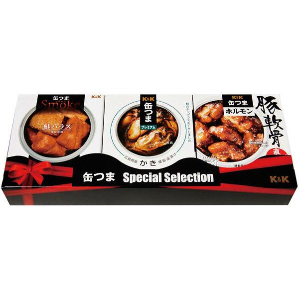 缶つま スペシャルセレクションAセット