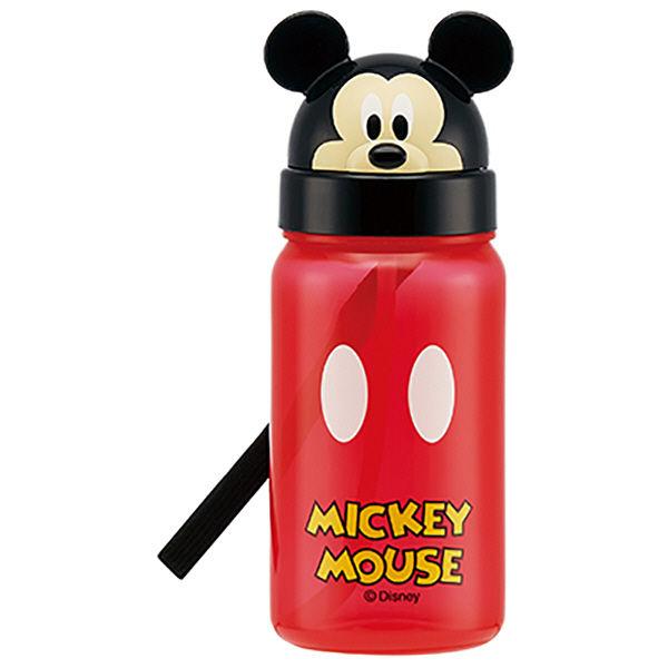 ストロー式ブローボトル ミッキー