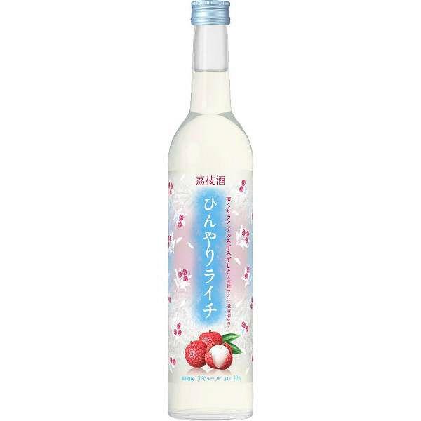 茘枝酒 ひんやりライチ 500ml