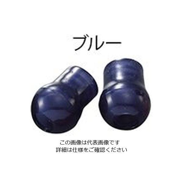 ケンツメディコ(KENZMEDICO) ナーシングスコーププレミアム用イヤピース ブルー 2個入 0137B503 1箱(2個) 7-3889-02(直送品)