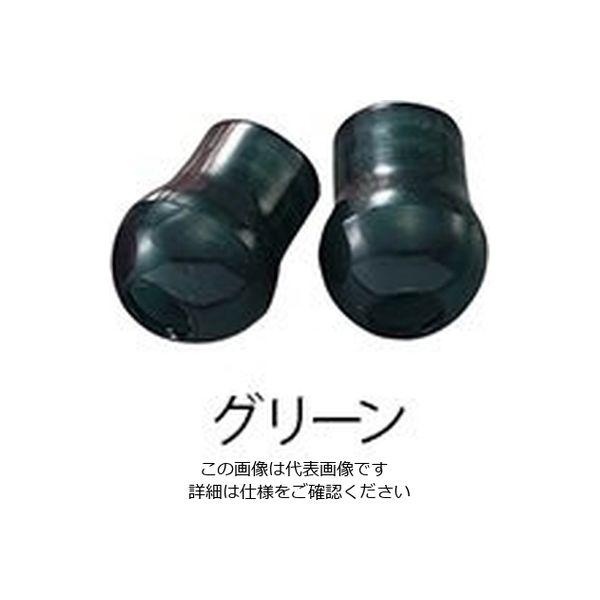 ケンツメディコ(KENZMEDICO) ナーシングスコーププレミアム用イヤピース グリーン 2個入 0137B511 1箱(2個) 7-3889-06(直送品)