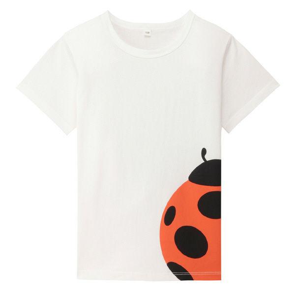 無印 プリントTシャツ キッズ 110