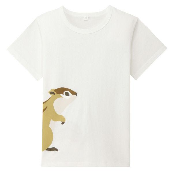 無印 プリントTシャツ キッズ 120